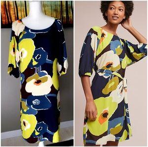 Anthropologie Callalily Kimono Dress.